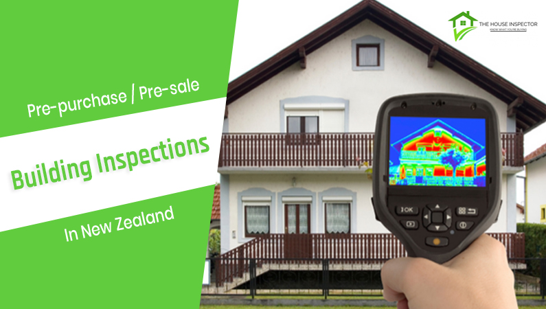 Pre-purchase / Pre-sale Building Inspections In New Zealand